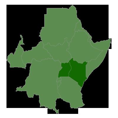 ich.tv Abdeckung durch lokalen Partner in Ostafrika