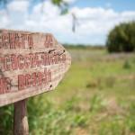"""Die Johanniter führen eine Chlorid-Verteilung in Estaquinha, Provinz Sofala durch. Das Chlorid dient der Aufbereitung von Trinkwasser. Verschmutztes Trinkwasser ist nach dem Zyklon Idai nach wie vor ein großes Problem. Das IDP-Camp (Resettlement) heißt offiziell Begaja, wird aber unter den Einheimischen übersetzt """"47Kilometer"""" genannt."""