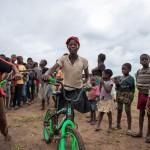 Das IDP-Camp, in dem sich auch das Child-Friendly-Space von WorldVision befindet, liegt in Nhamatanda, Provinz Sofala. Das Camp heißt Metuchira.