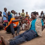 Das IDP-Camp, in dem sich auch das Child-Friendly-Space von WorldVision befindet, liegt in Nhamatanda, Provinz Sofala. Das Camp heißt Metuchira. Im Rahmen des Child freindly Space werden auch Community Theatre aufgeführt.