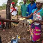 Das IDP-Camp liegt in Chibabava, Provinz Sofala. Der Ort heißt Goonda Madjaca. Pedro Nhandiro führt hier CASH-Projekte durch.