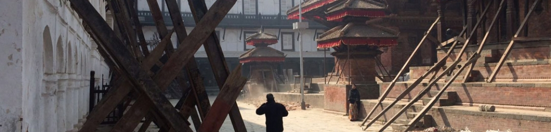 Erdbeben Nepal 2015 – Wiederaufbau