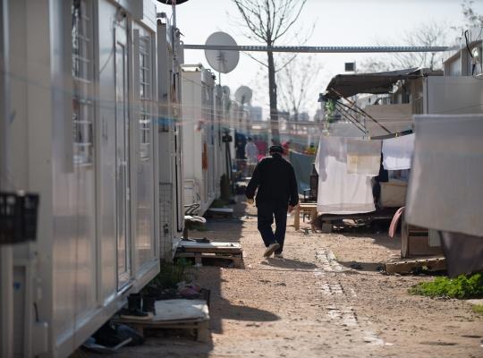 Fundraising-Fotografie: Flüchtlingskrise in Griechenland