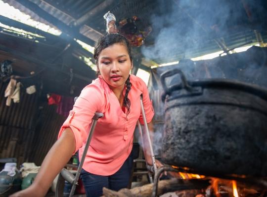 Film Entwicklungszusammenarbeit: Fastenaktion 2019 – El Salvador