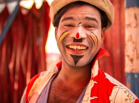 "TV-Produktion: ZDF/ARTE – ""Manege frei –Der Lion Circus Bangladesch"""