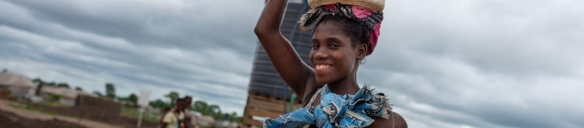 Fundraising-Fotografie und -Film in Mosambik für Aktion Deutschland Hilft ADH