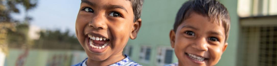 Fundraising-Film für Shishu Mandir in Bangalore –Indien
