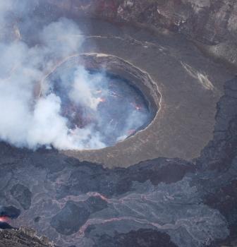 Aktuelle Bilder des Nyiragongo Vulkans