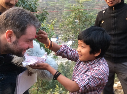 Fundraising-Film: Malteser International in Nepal