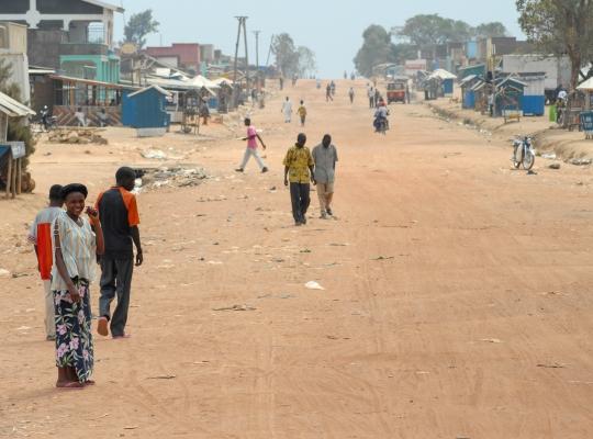 Fundraising-Film: Malteser International in Ostafrika