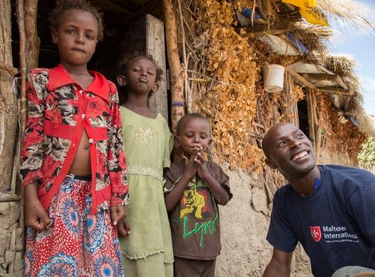 Fundraising-Film: Jeder Regentropfen zählt – Sauberes Wasser für Illeret