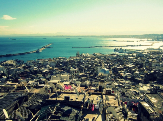 Film Entwicklunsgzusammenarbeit: GIZ – Reveil en douceur – Transformation en Algerie