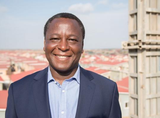 Testimonials: Afrikanische Kunden über die DEG