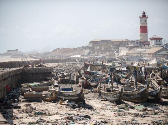 Fotografie Land und Leute in Accra und Johannesburg