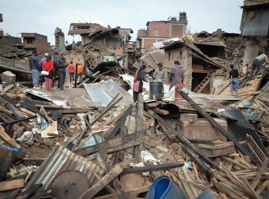 Fundraising-Film: ADH – Erdbeben in Nepal
